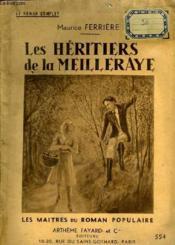Les Heritiers De La Meilleraye. - Couverture - Format classique