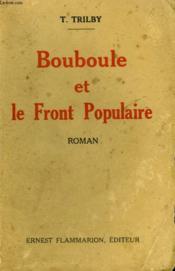 Bouboule Et Le Front Populaire. - Couverture - Format classique