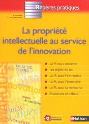 Vente livre :  Propriete intellect service in  - Pierre Breese - Breese/Kermadec