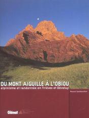 Du mont aiguille a l'obiou - Intérieur - Format classique