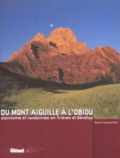Du mont aiguille a l'obiou - Couverture - Format classique