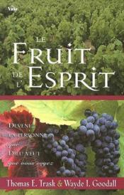 Le Fruit De L'Esprit - Couverture - Format classique