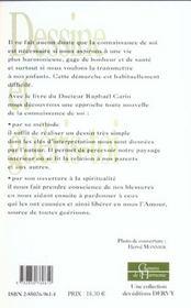 Dessine Et Gueris-Toi ; A La Recherche De Ton Paysage - 4ème de couverture - Format classique