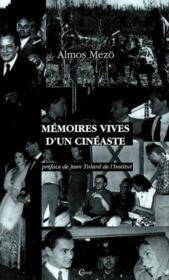 Memoires Vives D'Un Cineaste - Couverture - Format classique