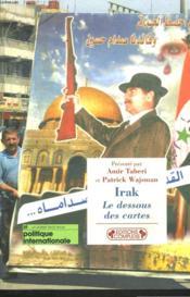 Irak ; le dessous des cartes - Couverture - Format classique