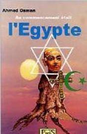 Au commencement était l'Egypte - Intérieur - Format classique