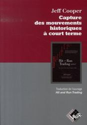 Capture des mouvements historiques à court terme - Intérieur - Format classique