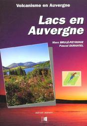 Lacs en Auvergne - Intérieur - Format classique