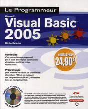 Vente livre :  Visual Basic 2005  - Collectif