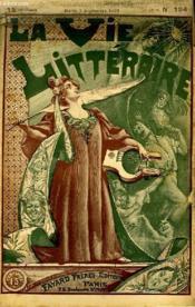 Un Bal Costume. La Vie Litteraire. - Couverture - Format classique