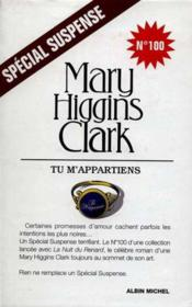 Vente  Tu m'appartiens  - Higgins-Clark-M - Mary Higgins Clark - Mary Higgins Clark