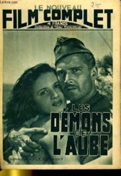 Le Nouveau Film Complet N° 25 - Le Demons De L'Aube - Couverture - Format classique