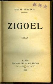 Zigoel - Couverture - Format classique