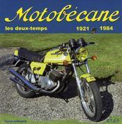 Motobécane, les deux-temps, 1921-1984 - Intérieur - Format classique