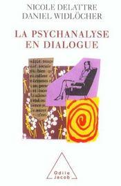 La psychanalyse en dialogue - Intérieur - Format classique