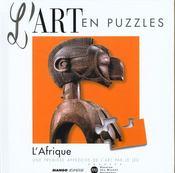 Art En Puzzle L'Afrique - Intérieur - Format classique