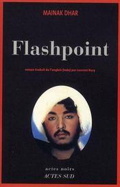 Flashpoint - Intérieur - Format classique