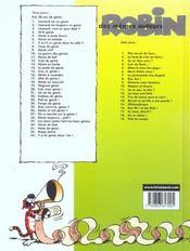 Léonard t.2 ; Léonard est toujours un génie - 4ème de couverture - Format classique