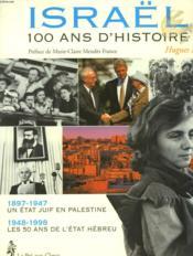 Israel, 100 Ans D'Histoire - Couverture - Format classique