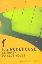 Le Doyen Du Club-House - Couverture - Format classique