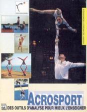 Accrosport ; tiré à part de la revue eps t.305 - Couverture - Format classique