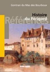 Histoire Du Perigord - Couverture - Format classique