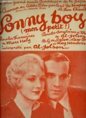 Mon Petit / Sonny Boy - Piano + Chant. - Couverture - Format classique