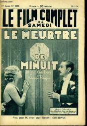 Le Film Complet Du Samedi N° 1559 - 13e Annee - Le Meurtre De Minuit - Couverture - Format classique