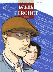 Louis Ferchot t.2 ; le fusil - Intérieur - Format classique