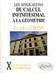 Les Applications Du Calcul Infinitesimal A La Geometrie (1826) - Intérieur - Format classique
