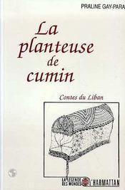 La planteuse de cumin - Intérieur - Format classique