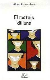 El Mateix Dilluns - Couverture - Format classique