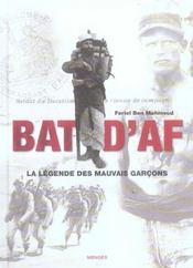 Bat D Af Legende Mauv Garcons - Intérieur - Format classique