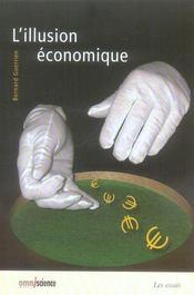 L'illusion economique - Intérieur - Format classique