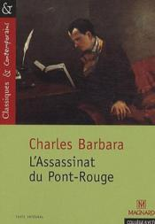 Vente livre :  L'assassinat du pont rouge  - Charles Barbara