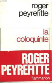 La Coloquinte. - Couverture - Format classique