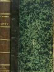 Dingo - Couverture - Format classique