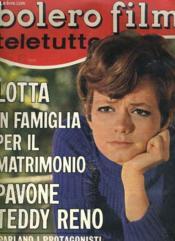 Bolero Film Teletutto - N°1054 - Couverture - Format classique