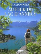 Randonnées autour du lac d'Annecy - Intérieur - Format classique