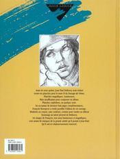 Le passage de Vénus t.2 - 4ème de couverture - Format classique