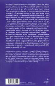Conseil D Indiscipline - 4ème de couverture - Format classique
