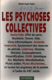 Les psychoses collectives - Couverture - Format classique