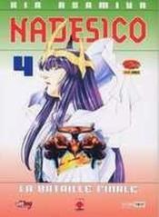 Nadesico t.4 ; la bataille finale - Couverture - Format classique
