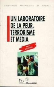 Laboratoire De La Peur Terrorisme - Couverture - Format classique