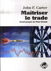 Maitriser le trade - Intérieur - Format classique