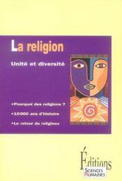 La religion ; unité et diversité - Intérieur - Format classique