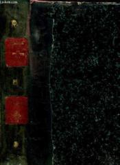 Journal De Medecine De Bordeaux Du N° 1 De 1902 Au N° 53 De 1902. - Couverture - Format classique