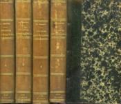 PROPOS LITTERAIRES. 4 volumes : Première, deuxième, troisième et quatrième série. - Couverture - Format classique