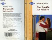 Une Famille Sur Mesure - Couverture - Format classique
