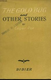 The Gold Bug And Other Stories - Couverture - Format classique